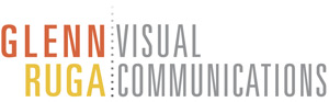 Glenn Ruga/Visual Communications Logo